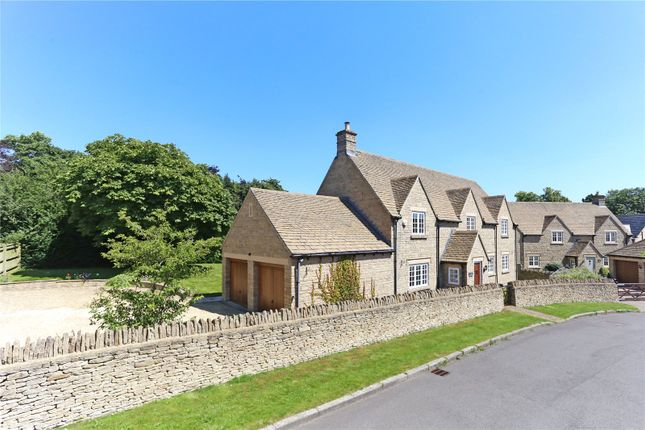 Thumbnail Detached house for sale in Tall Trees, Baunton Lane, Cirencester, Gloucestershire
