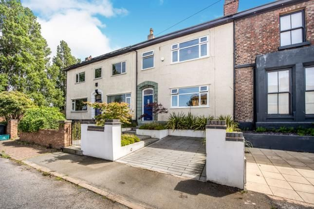 Thumbnail Terraced house for sale in Fairholme Road, Crosby, Liverpool, Merseyside