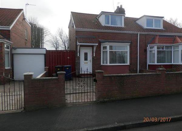 Thumbnail Semi-detached house for sale in Southfield Terrace, Walker, Newcastle Upon Tyne