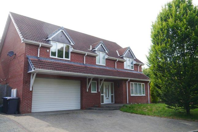Thumbnail Detached house for sale in Whitehill Hall Gardens, Chester Le Street