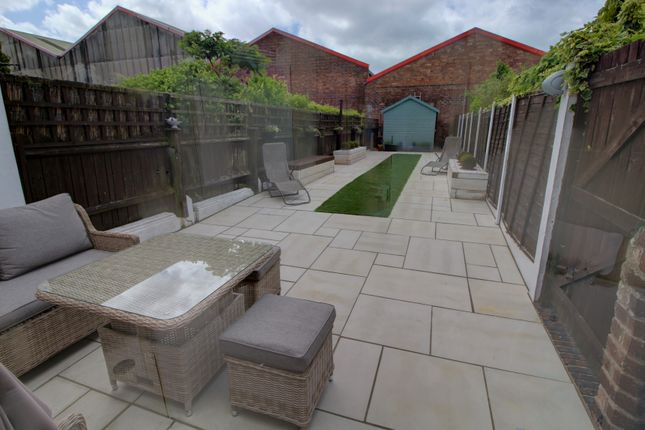 Rear Garden of Albion Road, Willenhall WV13