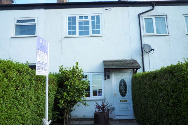 Thumbnail Terraced house to rent in Mill Street, Worsley, Manchester