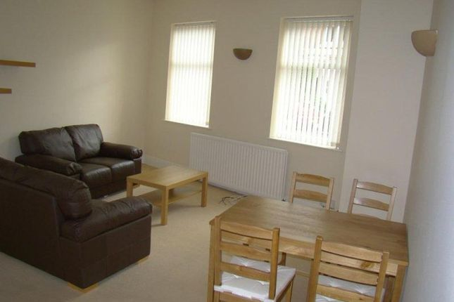 Thumbnail Flat to rent in Second Avenue, Heaton, Newcastle Upon Tyne, Tyne And Wear