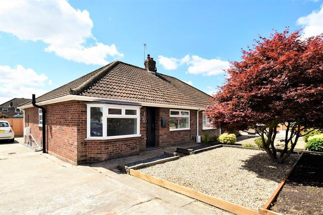 Thumbnail Bungalow for sale in Hansell Road, Thorpe St. Andrew, Norwich