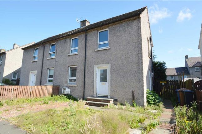 Thumbnail Semi-detached house for sale in Boghall Drive, Bathgate