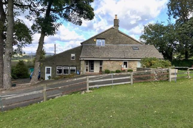Thumbnail Barn conversion for sale in Thornell Close, Chapel-En-Le-Frith, High Peak