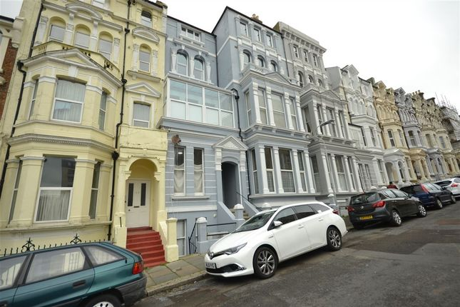 Thumbnail Flat to rent in Warrior Gardens, St Leonards-On-Sea, East Sussex