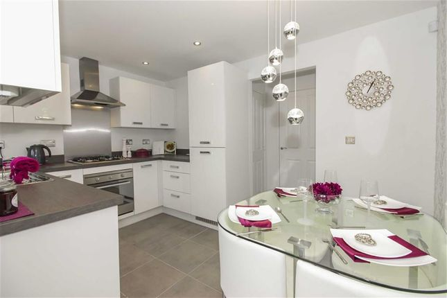 Thumbnail Semi-detached house for sale in Highgrove Place, Burnley, Lancashire