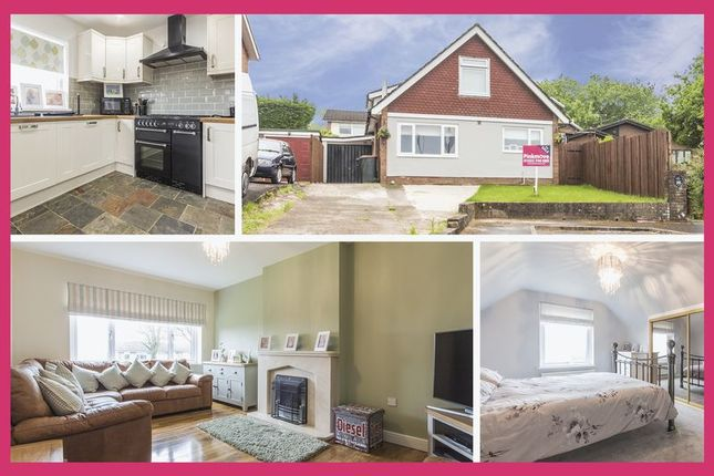 Thumbnail Bungalow for sale in Harrow Close, Caerleon, Newport