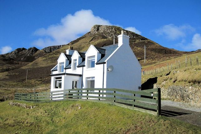 3 bedroom detached house for sale in Staffin, Portree