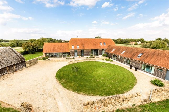 Thumbnail Barn conversion to rent in Lyford, Wantage