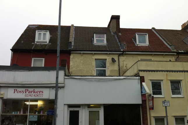 Thumbnail Flat to rent in Highland Road, Southsea, Portsmouth