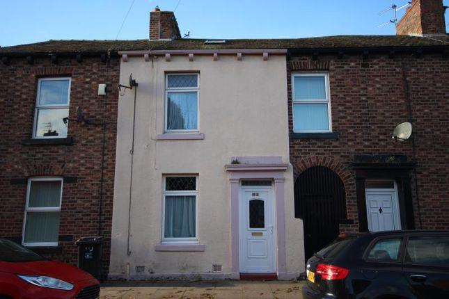 Thumbnail Terraced house to rent in Milbourne Street, Carlisle, Cumbria