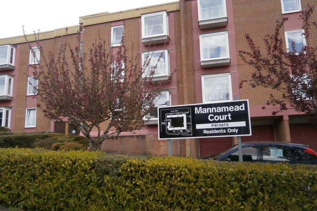 Thumbnail Flat to rent in Mannamead Court, Plymouth