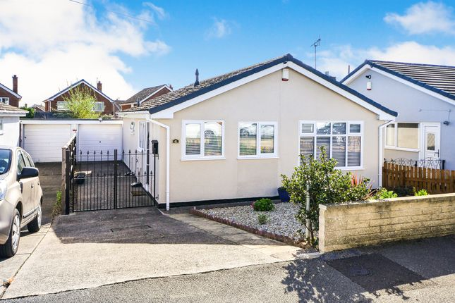 Thumbnail Detached bungalow for sale in Auckland Road, Hucknall, Nottingham