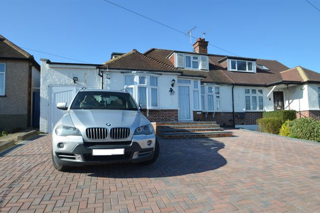 Thumbnail Semi-detached bungalow for sale in Stanley Road, Northwood