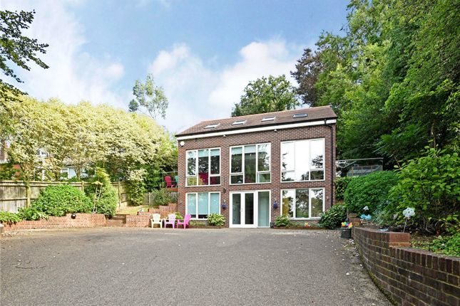 Thumbnail Detached house for sale in Hazelwood Lane, Chipstead, Surrey