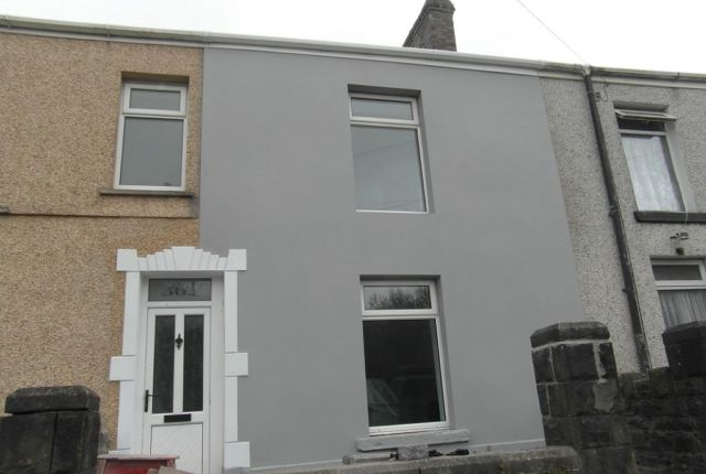Thumbnail Terraced house to rent in Jersey Road, Bonymaen, Swansea