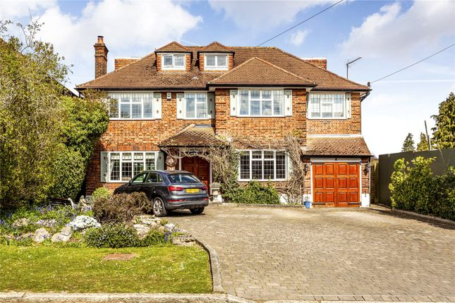 Thumbnail Detached house for sale in Glanleam Road, Stanmore
