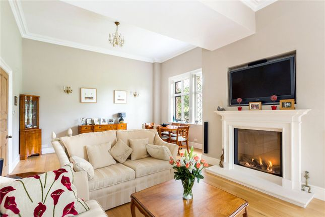 Sitting Room of Impney, Droitwich, Worcestershire WR9