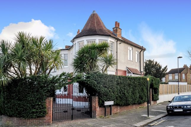 Thumbnail End terrace house for sale in Lodge Drive, Palmers Green, London