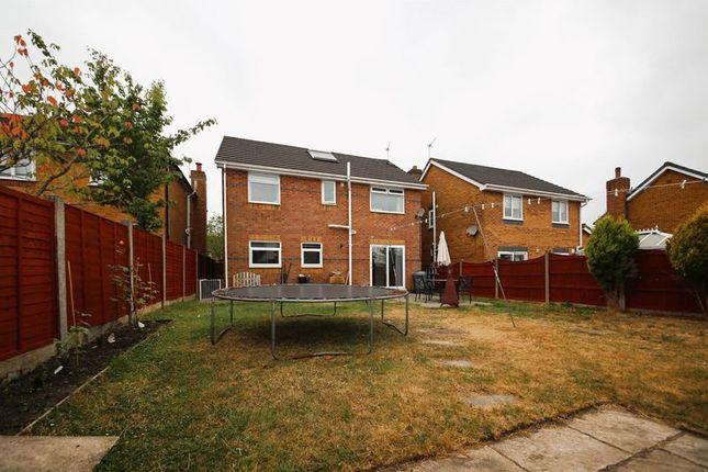 Rear External of Copeland Drive, Standish, Wigan WN6