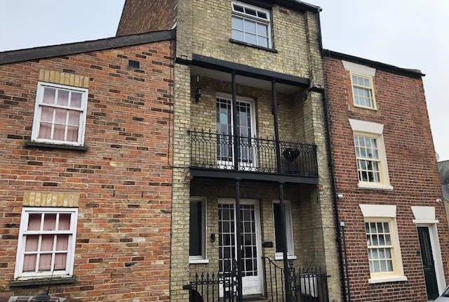 Thumbnail Town house to rent in Reform Street, Crowland, Peterborough