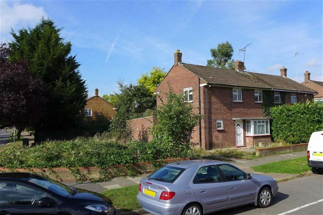 Thumbnail Semi-detached house for sale in The Thicket, Yiewsley, Middlesex