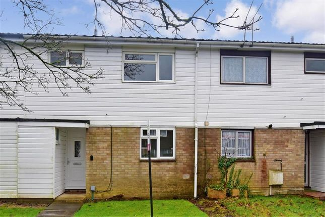 Thumbnail Terraced house for sale in Tussock Close, Bewbush, Crawley, West Sussex