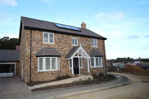 Thumbnail Detached house for sale in Woodlands, Townhouse Road, Costessey, Norwich