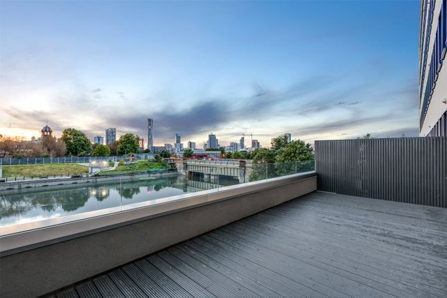 Thumbnail Flat to rent in Channelsea House, 20 Canning Road, London