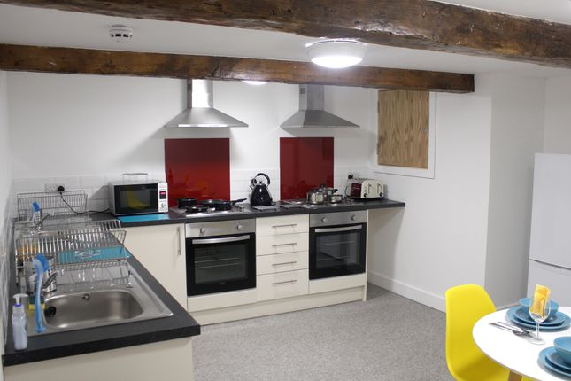 Thumbnail Flat to rent in Zetland House, Firth Street, Huddersfield