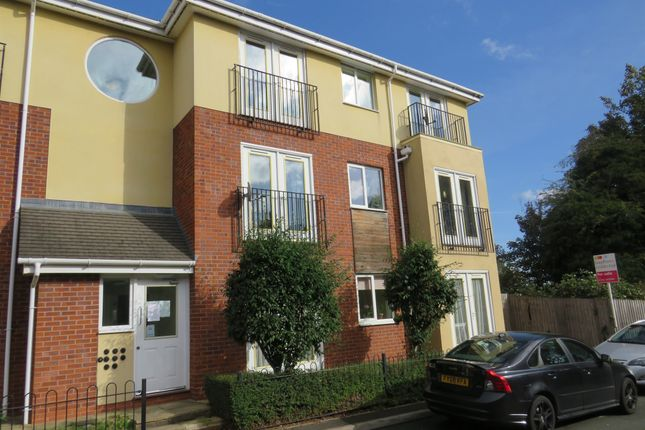 Thumbnail Flat for sale in Rowditch Place, Derby