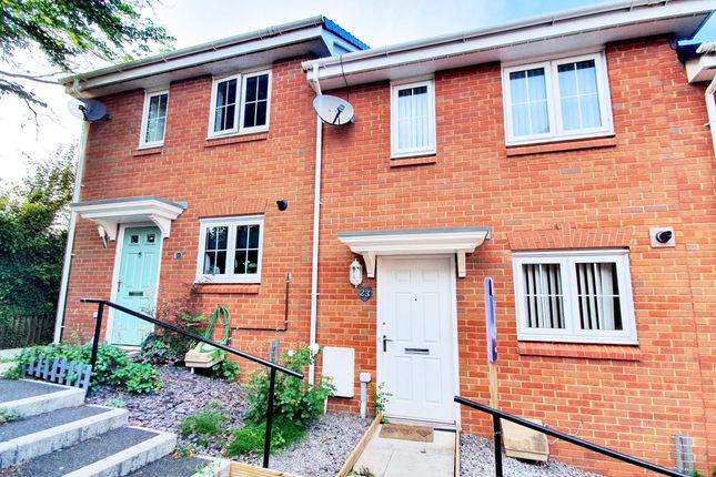 Thumbnail Property to rent in Clos Ennig, Bettws, Newport
