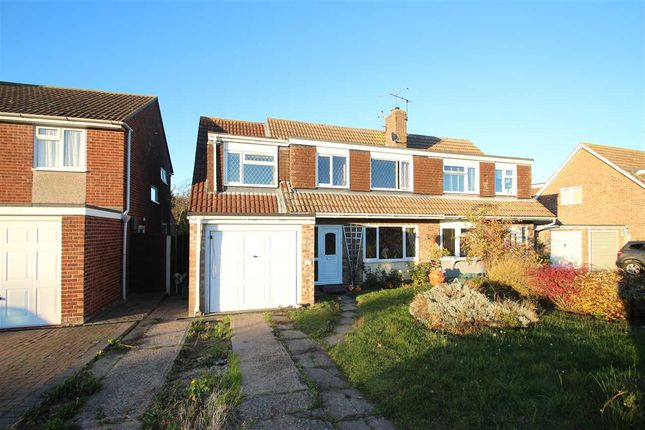 Thumbnail Semi-detached house for sale in Village Close, Kirby Cross, Frinton-On-Sea