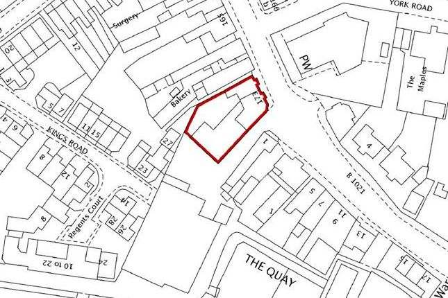 Thumbnail Land for sale in Station Road, Burnham-On-Crouch, Essex