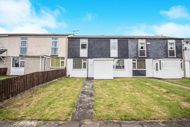 Thumbnail Terraced house for sale in Bakewell Close, Binley, Coventry, West Midlands