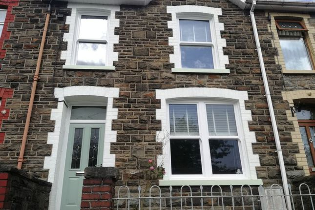 Thumbnail Terraced house for sale in The Triangle, Mountain Ash