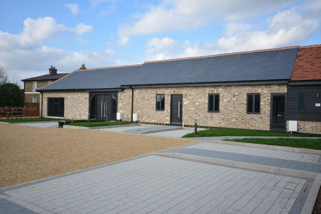 Thumbnail Barn conversion for sale in Kemps Farm Mews, Plot 4, Dennises Lane, South Ockendon, Essex