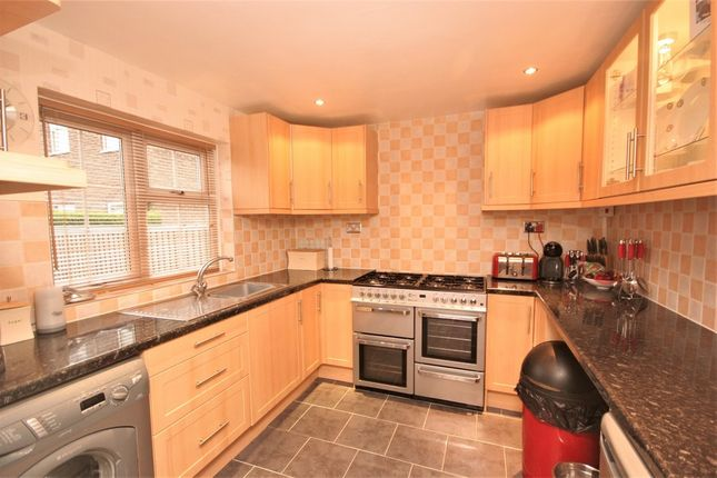 3 bed terraced house for sale in Pannal Green, Pannal, Harrogate