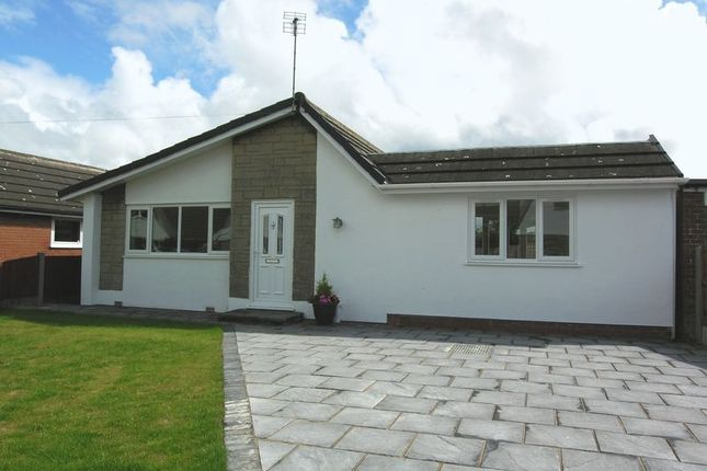 Thumbnail Bungalow to rent in Willowcroft Drive, Hambleton, Poulton-Le-Fylde