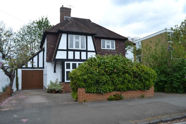 Thumbnail Detached house for sale in Worple Road, Epsom