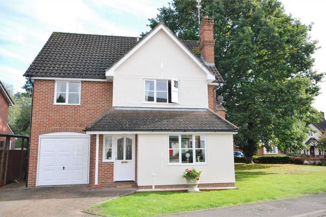 Thumbnail Detached house for sale in Spring Way, Sible Hedingham, Essex