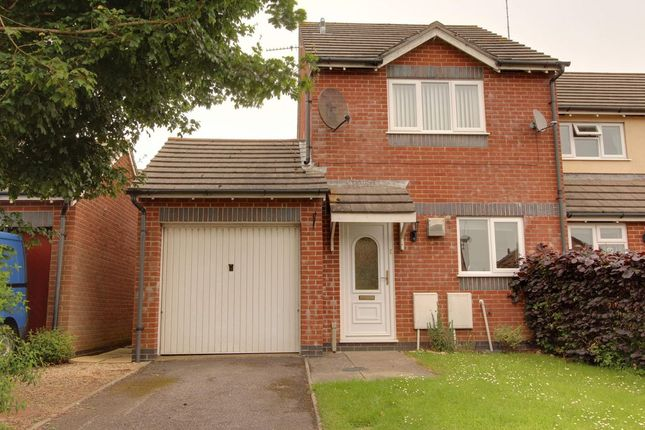 2 bed end terrace house to rent in Beaulieu Drive, Yeovil BA21