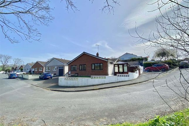 Thumbnail Detached bungalow for sale in Melin Y Coed, Cardigan, Ceredigion