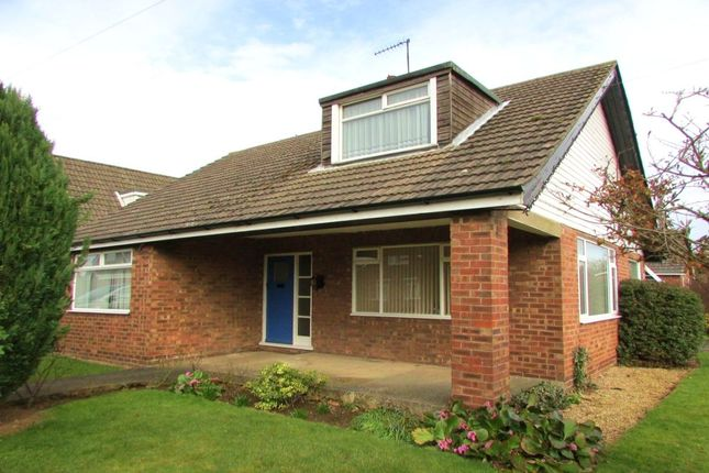 Thumbnail Bungalow for sale in Orchard Drive, Burton-Upon-Stather, Scunthorpe