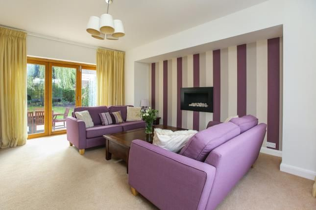 Detached house for sale in Holly Road North, Wilmslow, Cheshire
