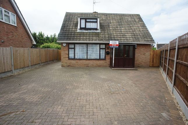 Thumbnail Detached house to rent in Kirkhurst Close, Brightlingsea, Colchester
