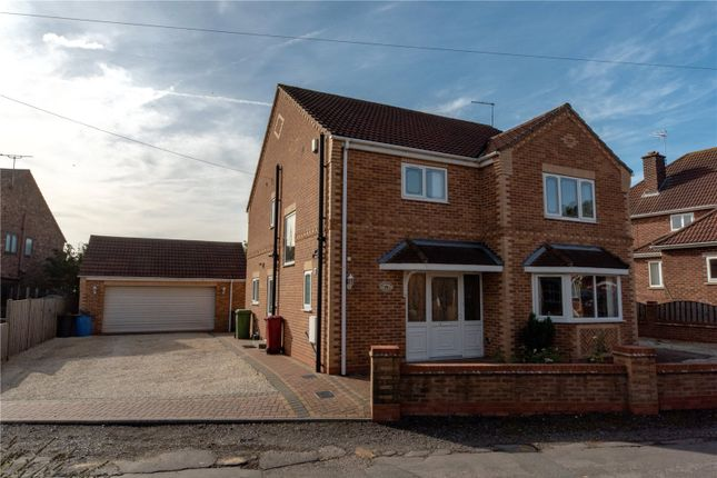 Thumbnail Detached house to rent in Gas House Lane, Owston Ferry, Doncaster, Lincolnshire
