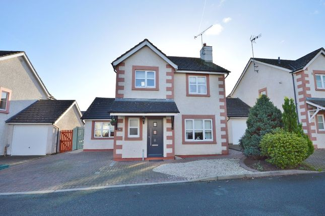 Thumbnail Detached house for sale in Cumberland Way, Clifton, Penrith